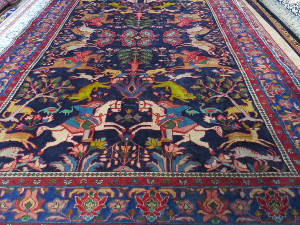 persian rug repair