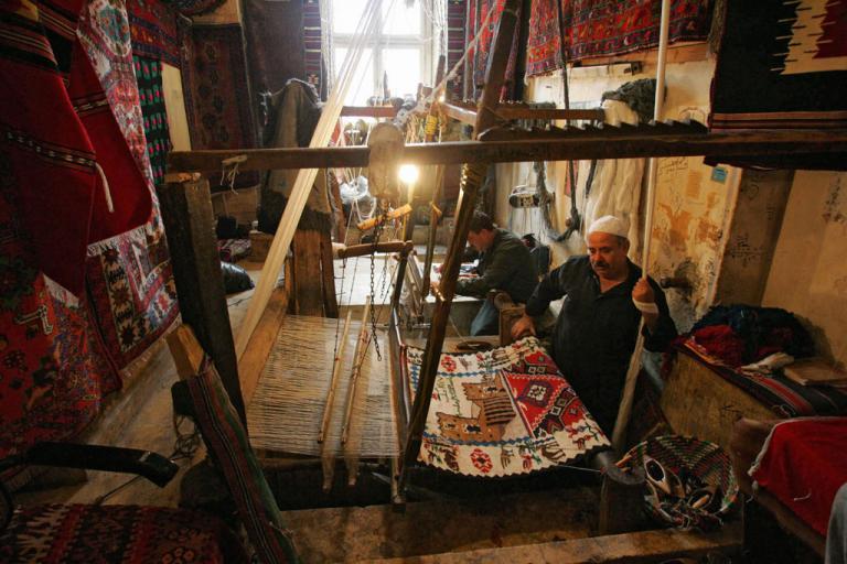 syrian rug